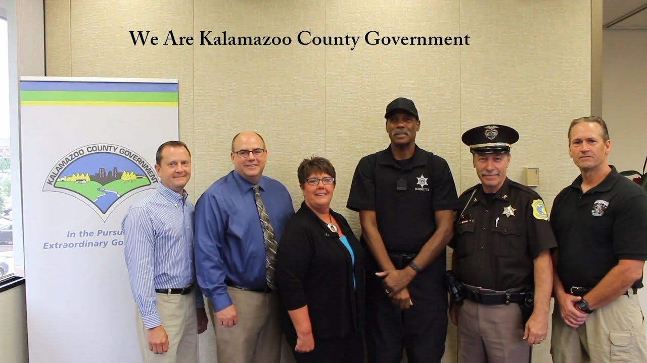 Kalamazoo Michigan County Government Web Site