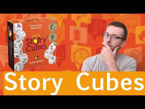 Story Cubes un jeu pédagogique