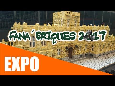[EXPO] La plus belle expo LEGO de France ? - Fanabriques 2017