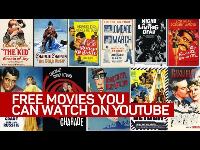 Free Movies You Can Watch On Youtube Youtube