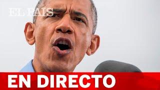DIRECTO | Campaña de OBAMA para JOE BIDEN #ELECCIONESESTADOSUNIDOS