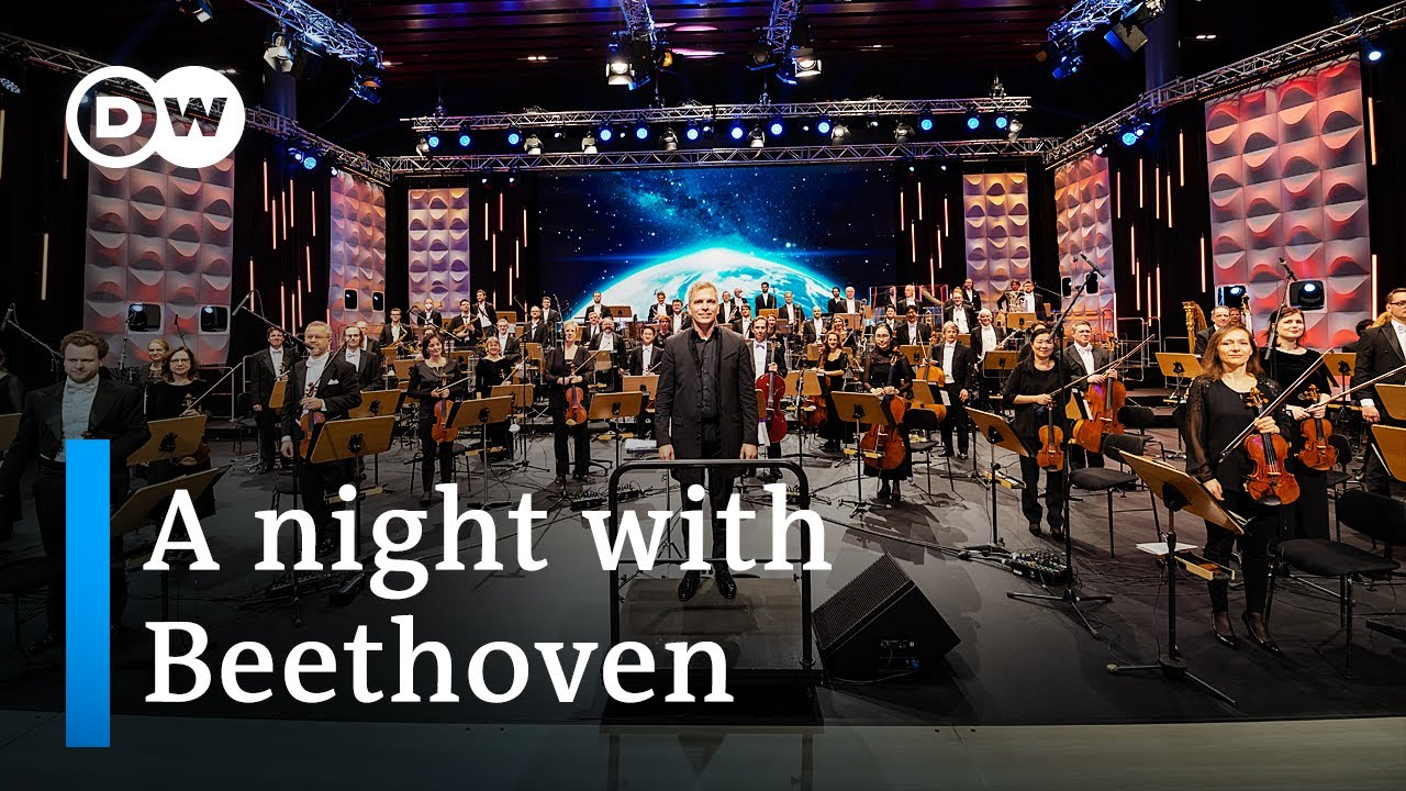 Download Highlights from the Beethoven gala on Ludwig van Beethoven's 250th birthday
