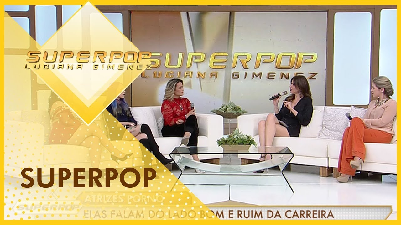 SuperPop destaca os bastidores do mundo pornô (17/07/19) | Completo