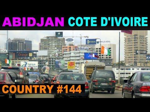 A Tourist's Guide to Abidjan, Ivory Coast/Cote d'ivoire