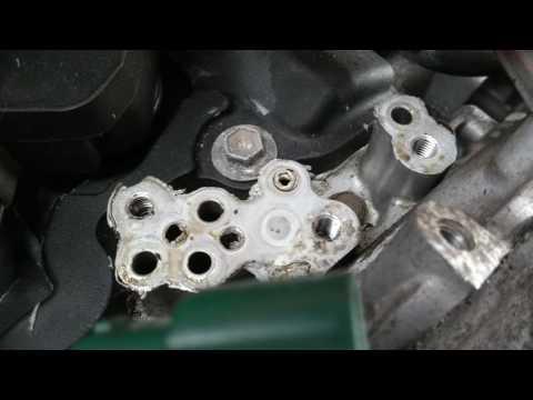 Nissan 350z / G35 VVT Solenoid Test & Clean