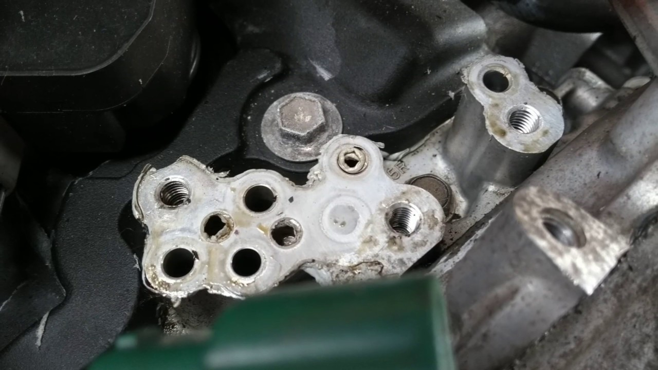 Starter Solenoid Test >> Nissan 350z / G35 VVT Solenoid Test & Clean - YouTube