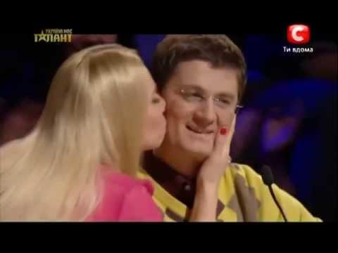 Видео: Украна ма талант-5.Обзор лучших выступлений кастингов13.04.13 Киев