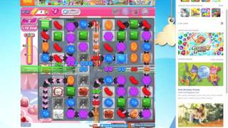 candy crush saga level 1497