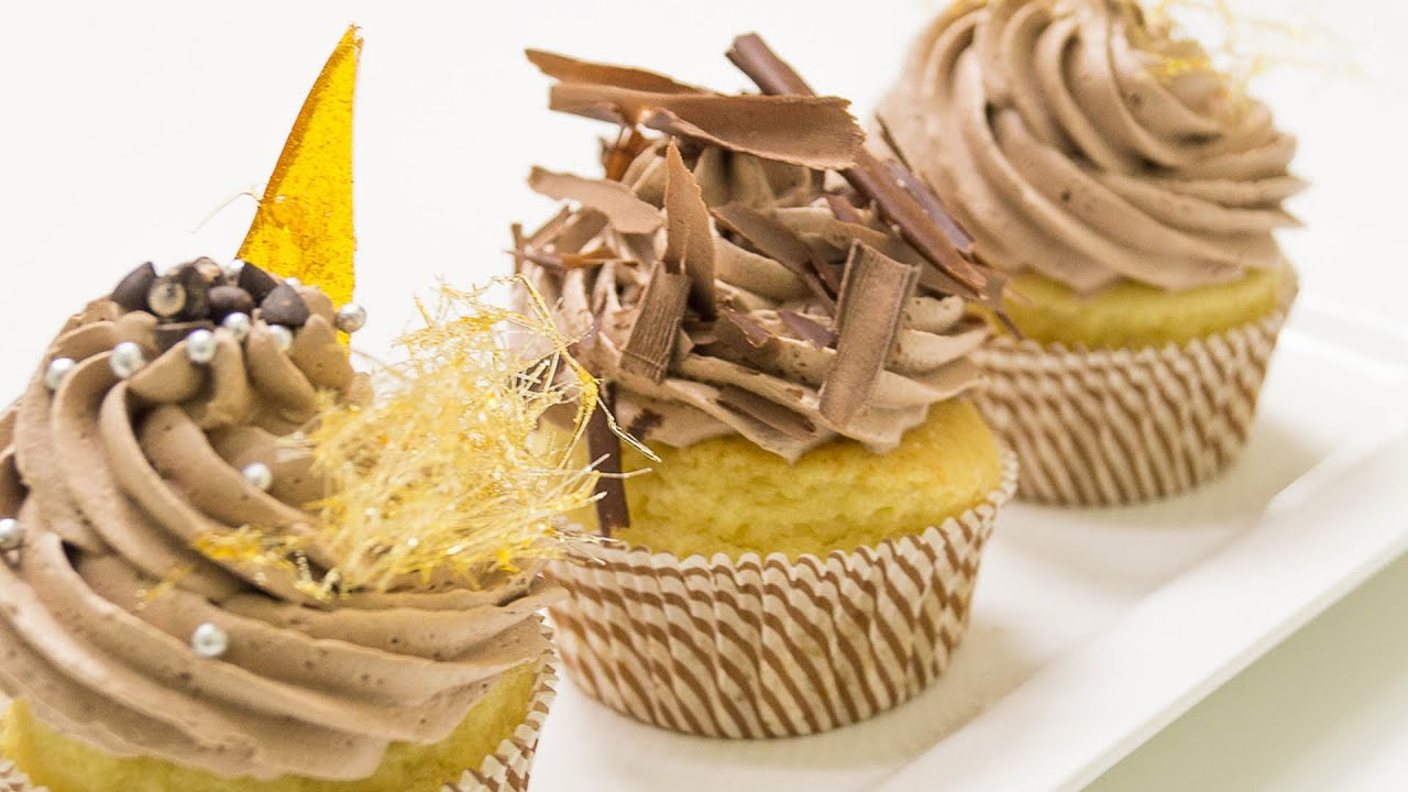Eggless Cupcakes Recipe In Microwave Convection Mode
