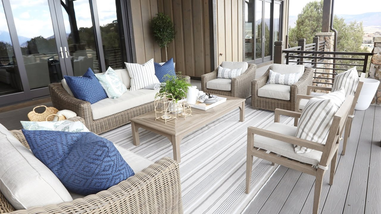 Red Ledges Outdoor Space