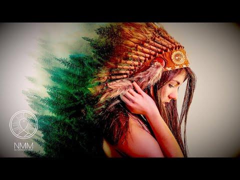 Native American Sleep  🔥 SHAMANIC flute duet 🔥 Spirit flute  soothing native