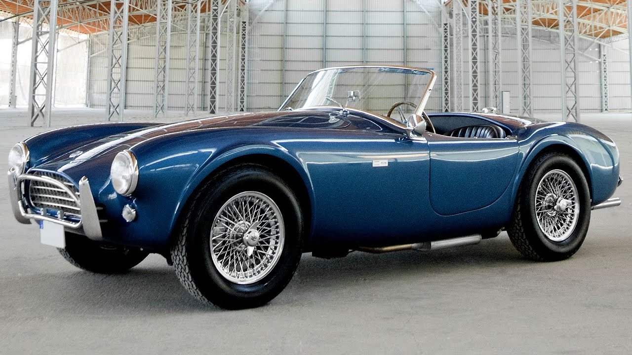Classic Cars | October 2015 | 1963 Shelby Cobra 289 Mk. I