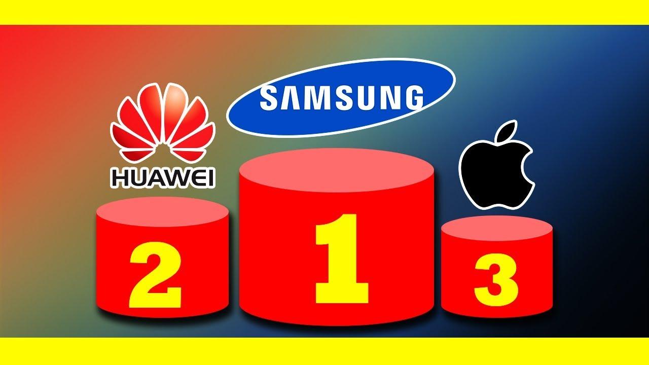 Huawei Sau Khi Vượt Qua Apple, Đặt Mục Tiêu Lật Đổ Samsung Để Chiếm Ngôi Vương Vào Năm 2020 - YouTube