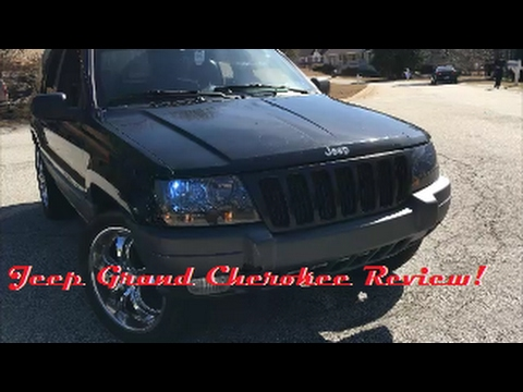 Best 1st SUV? 2000 Jeep Grand Cherokee Review!
