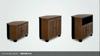 Salamander Designs 2012 Corner Cabinets