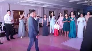 Джида! Якутский рэп на свадьбе Николая и Аксиньи Саввиновых!