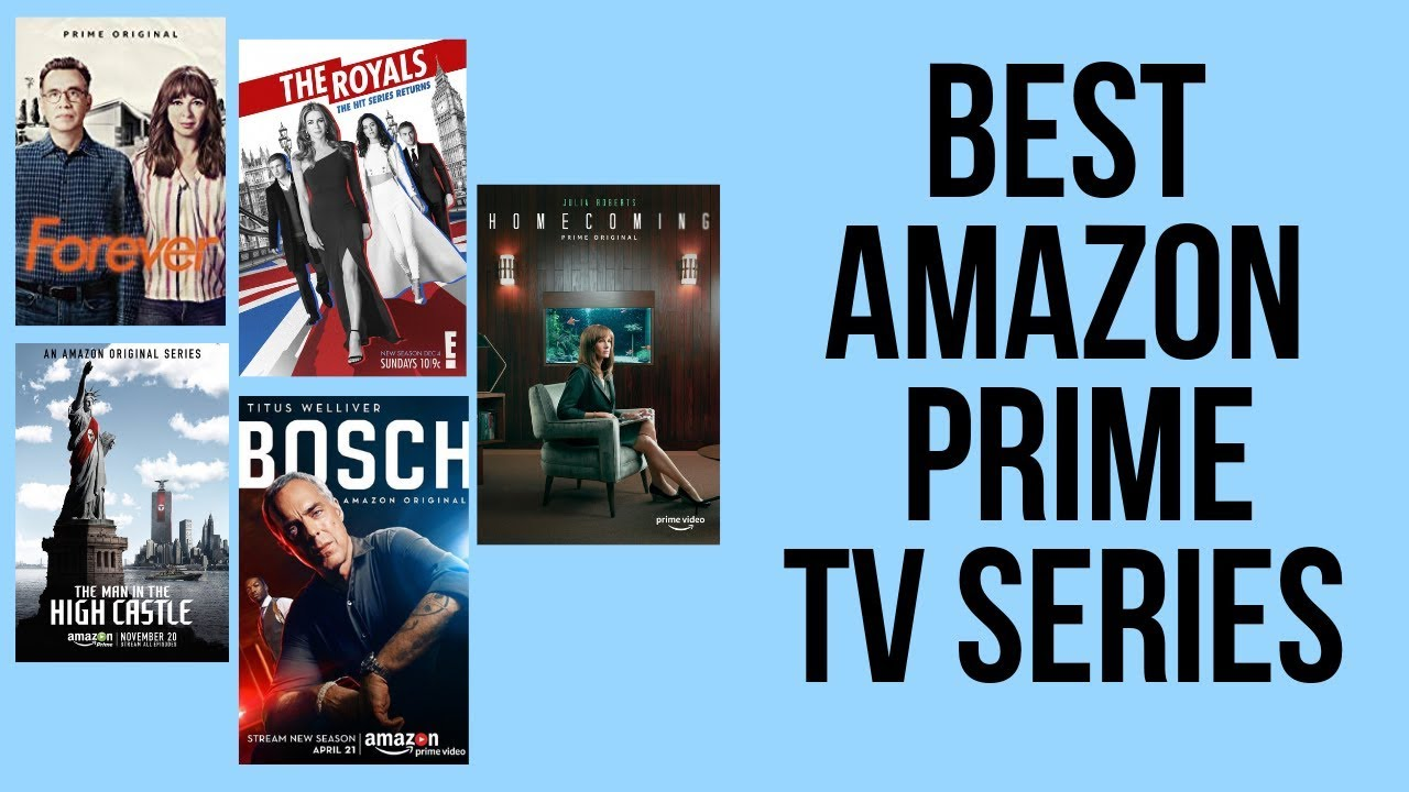 Best amazon prime series 2019