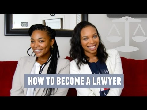 How To Become Lawyer