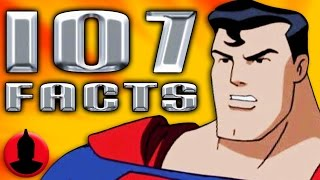 107 Justice League Facts YOU Should Know - (ToonedUp #133) | ChannelFrederator