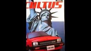 1983(昭和58年)初代スズキ カルタス AA41S型 SUZUKI CULTUS typeAA41S