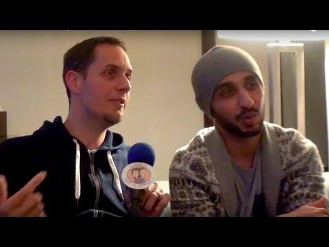 Interview de Grand Corps Malade & Mehdi Idir pour leur film PATIENTS