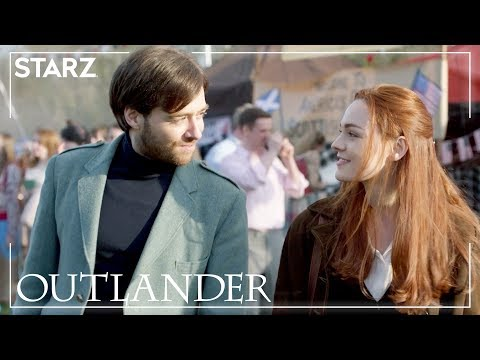 Outlander | Love American Style: Brianna & Roger | STARZ