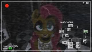 Анимация fnaf 7 Пять ночей с пони
