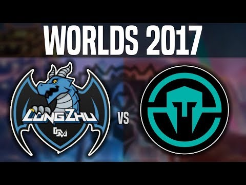 LZ vs IMT - Worlds 2017 Group Stage Day 1 - Longzhu Gaming vs Immortals | Worlds 2017