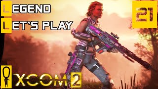XCOM 2 - Part 21 - Learnings and Revelations - Let's Play - XCOM 2 Gameplay [Legend Ironman]