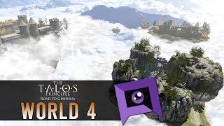 The Talos Principle: Road to Gehenna DLC - Part 4: World 4