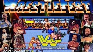 Game | WWF WrestleFest Arcade | WWF WrestleFest Arcade