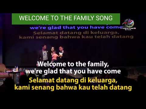 Welcome to the Family - Enjoy Positive Song