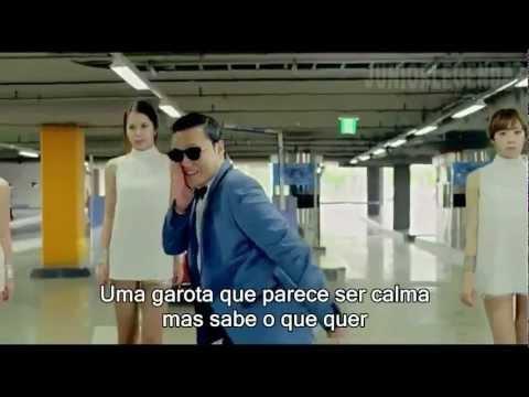 PSY -  gangnam style legendado