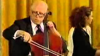 №04   Rostropovich Popper Dance of the Elves виолончель