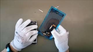 Nokia 8 (TA-1004) Reparaturanleitung für Displaytausch - handyreparatur123