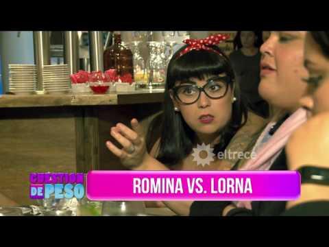 Tensión en CDP: Romina vs. Lorna