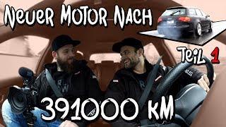 Die letzte Fahrt im Audi RS4 B7 V8 mit dem über 391000 Km gelaufenen Motor! Teil 1 | Philipp Kaess |