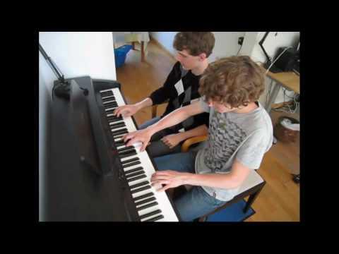 Englishman In New York - Sting - (Piano Cover)