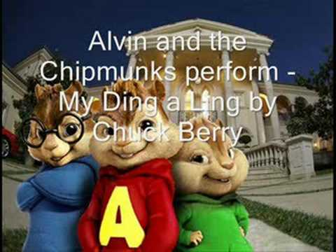 Alvin and the Chipmunks - My Ding A Ling