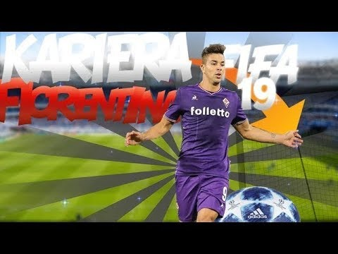 FIFA 19 I KARIERA FIORENTINA I WITAMY W FLORENCJI 😎😎 I #1