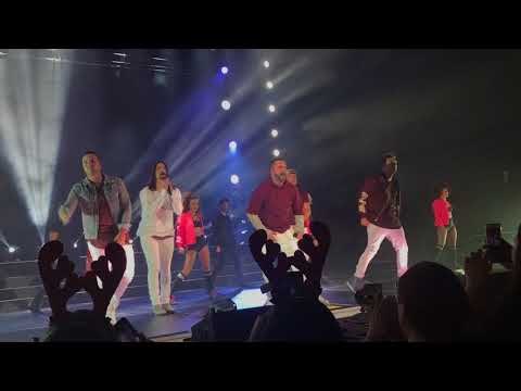 Backstreet Boys - Everybody (Backstreet's Back) // Kissmas 2017, Bojangles' Coliseum, Charlotte NC