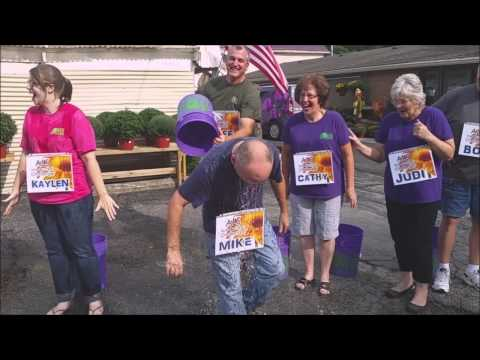 Marion Flower Shop ALS Ice Bucket Challenge - Marion, Ohio