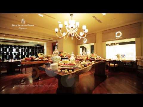Four Seasons Singapore - Truly Unique Dining Experiences