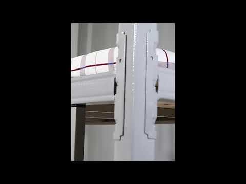 Metal bunk bed / Shangjie office furniture