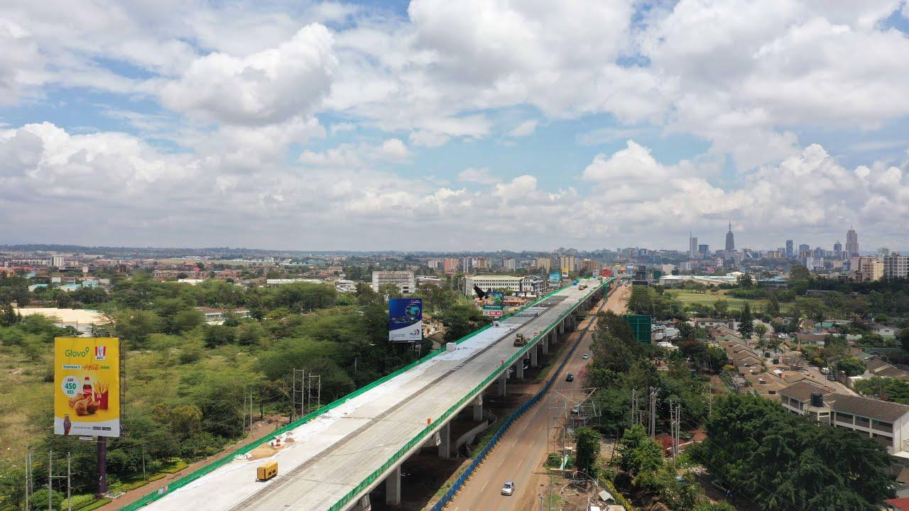 NAIROBI EXPRESSWAY (MOMBASA ROAD ELEVATED SECTION)