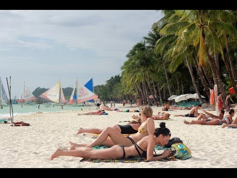Philippines opens cleaner, stricter Boracay to tourists