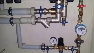 Монтаж системы отопления в квартире.(, 2017-03-06T14:42:20.000Z)