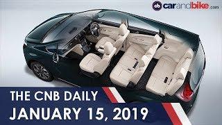 Mahindra Marazzo Variant | Jeep Compass New Variant | BMW R1250 GS bookings
