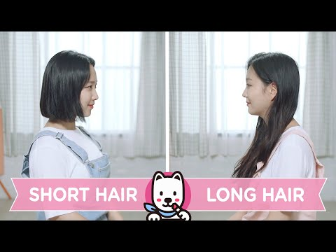 short-hair-vs-long-hair-eng-sub-•-dingo-kbeauty