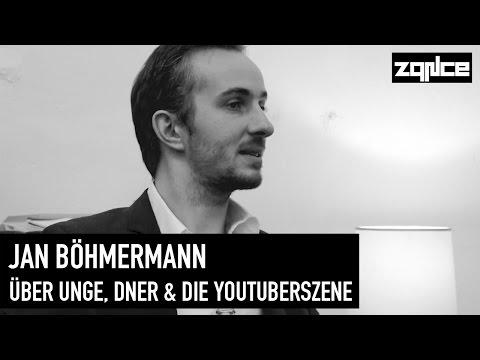 Unge & die YouTuber Szene: Jan Böhmermann im Interview (zqnce)